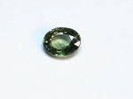 1.19cttw. Russian Demantoid Garnet - 5x7mm